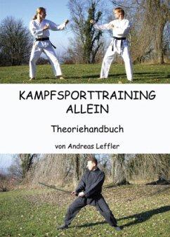 Kampfsporttraining allein