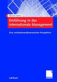 Einführung in das Internationale Management