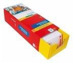 Klasse 5, Karteikarten-Box zum Lehrwerk / Red Line Bd.1