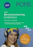 PONS mobil Wortschatztraining Schwedisch, 1 Audio-CD