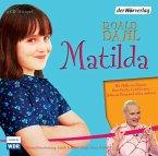 Matilda, 2 Audio-CDs