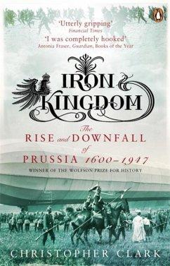 Iron Kingdom - Clark, Christopher