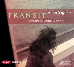 Transit, 2 Audio-CDs - Seghers, Anna