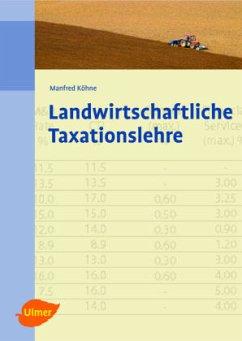 Landwirtschaftliche Taxationslehre
