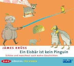 Ein Eisbär ist kein Pinguin, 1 Audio-CD