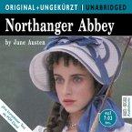 Northanger Abbey, 1 MP3-CD\Die Abtei von Northanger, 1 MP3-CD, engl. Version