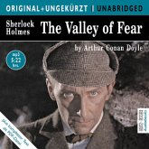 The Valley of Fear, 1 MP3-CD\Das Tal der Angst, 1 MP3-CD, engl. Version