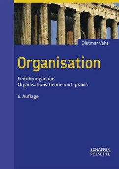 Organisation - Vahs, Dietmar
