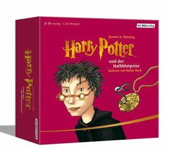 Harry Potter und der Halbblutprinz, 22 Audio-CDs (Bd. 6) - Rowling, Joanne K.