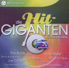 Die Hit Giganten: Flower Power - Diverse