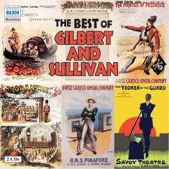 The Best Of - Gilbert And Sullivan