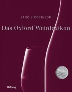 Das Oxford Weinlexikon - Robinson, Jancis