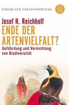 Ende der Artenvielfalt? - Reichholf, Josef H.
