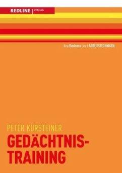Gedächtnistraining - Kürsteiner, Peter