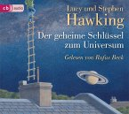 Der geheime Schlüssel zum Universum / Geheimnisse des Universums Bd.1, 4 Audio-CDs