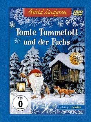 Tomte Tummetott und der Fuchs (nur für den Buchhandel)