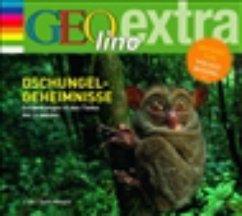 Dschungel - Geheimnisse, Entdeckungen in den Tiefen der Urwälder, Audio-CD