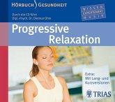Progressive Relaxation, 1 Audio-CD