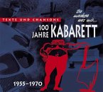Da Machste Was Mit-100 Jahre Kabarett,3: 1955-1970