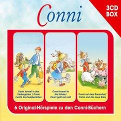 Conni - 3-Cd Hörspielbox - Conni