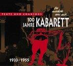 Da Machste Was Mit-100 Jahre Kabarett,2: 1933-1955