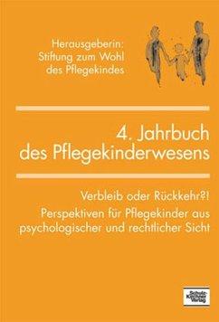 4. Jahrbuch des Pflegekinderwesens