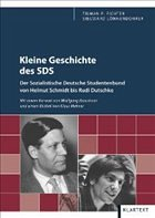 Kleine Geschichte des SDS - Fichter, Tilman; Lönnendonker, Siegward