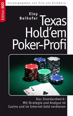 Texas Hold'em Poker-Profi - Beihofer, Eloy