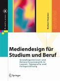 Mediendesign für Studium und Beruf