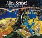 Alles Sense / Scheibenwelt Bd.11 (5 Audio-CDs)