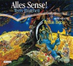 Alles Sense / Scheibenwelt Bd.11 (5 Audio-CDs) - Pratchett, Terry