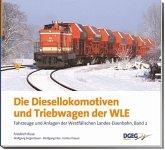 Diesellokomotiven und Triebwagen nder WLE