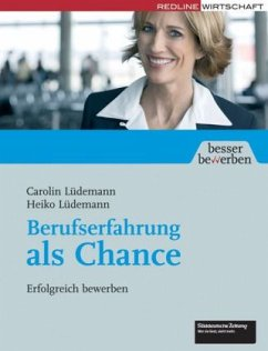 Berufserfahrung als Chance - Lüdemann, Heiko; Lüdemann, Carolin