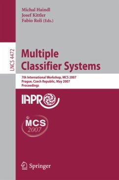 Multiple Classifier Systems - Haindl, Michal / Kittler, Josef / Roli, Fabio (eds.)