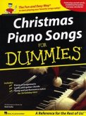 Christmas Piano Songs For Dummies, Songbook