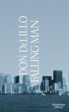 Falling Man - DeLillo, Don