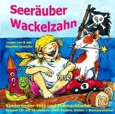 Seeräuber Wackelzahn, 2 Audio-CDs