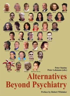 Alternatives Beyond Psychiatry - Aderhold, Volkmar
