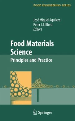 Food Materials Science - Aguilera, Jose Miguel / Lillford, Peter J. (eds.)