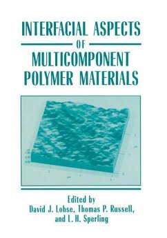 Interfacial Aspects of Multicomponent Polymer Materials - Lohse, David J. / Russell, Thomas P. / Sperling, L.H. (Hgg.)
