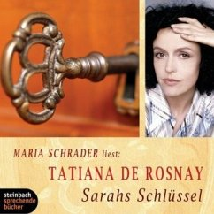 Sarahs Schlüssel, 5 Audio-CDs - Rosnay, Tatiana de