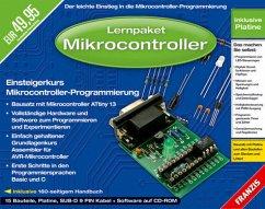 Franzis - 4899-0 - Lernpaket Mikrocontroller