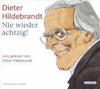 Nie wieder achtzig!, 1 Audio-CD