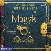 Magyk / Septimus Heap Bd.1 (6 Audio-CDs)