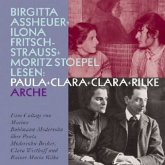 Paula + Clara + Clara + Rilke, 1 Audio-CD