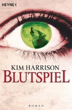 Blutspiel / Rachel Morgan Bd.2 - Harrison, Kim