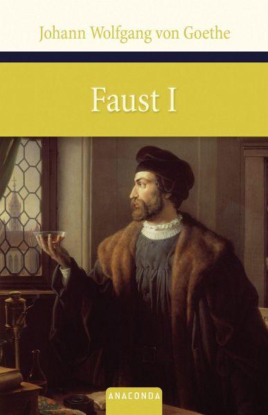 Faust I Von Johann Wolfgang Von Goethe Portofrei Bei