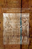 Visual and Written Culture in Ancient Egypt