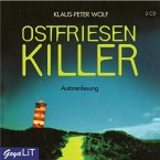 Ostfriesenkiller / Ann Kathrin Klaasen ermittelt Bd.1 (3 Audio-CDs)