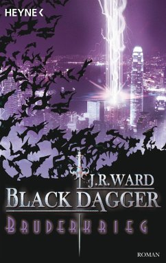 Bruderkrieg / Black Dagger Bd.4 - Ward, J. R.